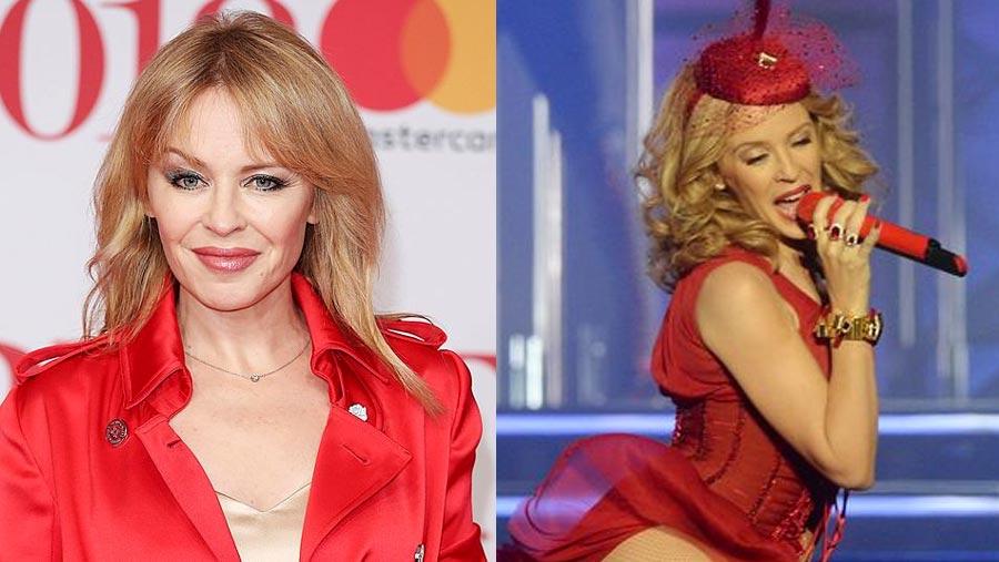 Kylie Minogue turns 50