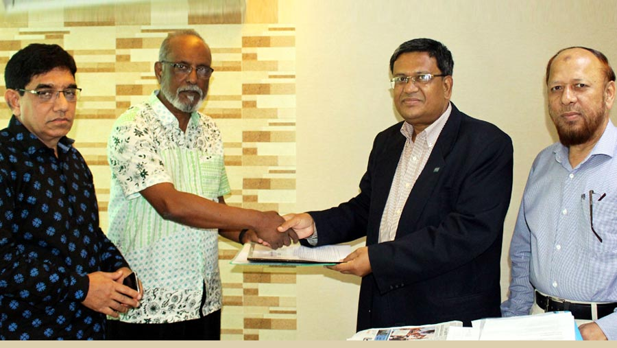 SEU signs MoU with Madaripur Textile Engineering Institute