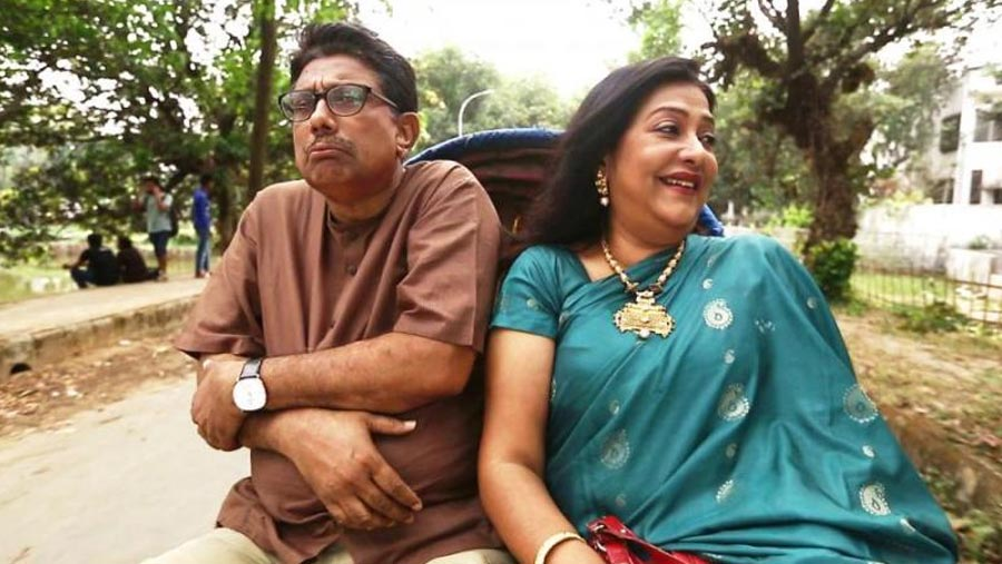Suborna-Afzal again on small screen