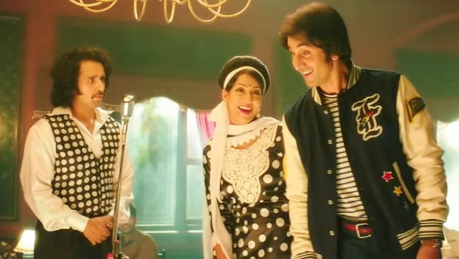 Sanju's new song released