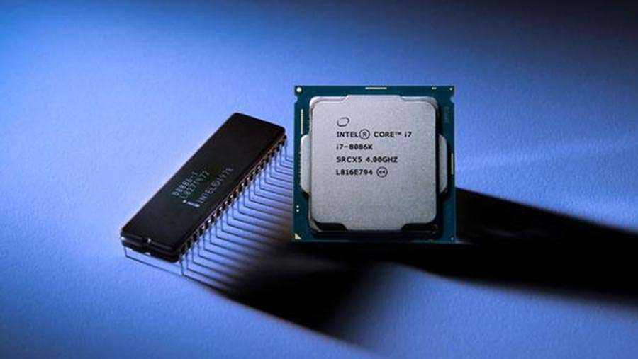 Intel introduce first 5.0GHz processor, mobile Optane