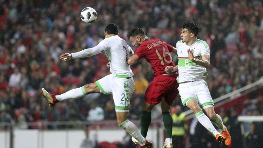 Portugal beat Algeria in friendly