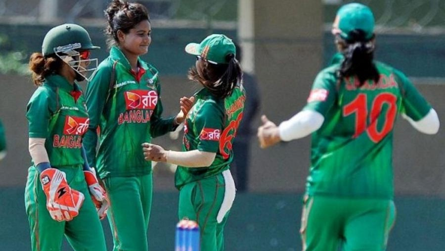 Tigresses beat Thailand by 9 wickets