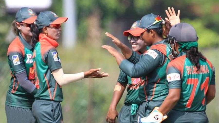 Tigresses storm into final of women's T20 Asia Cup