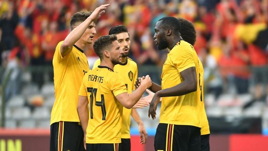 Hazard limps off as Belgium beat Costa Rica