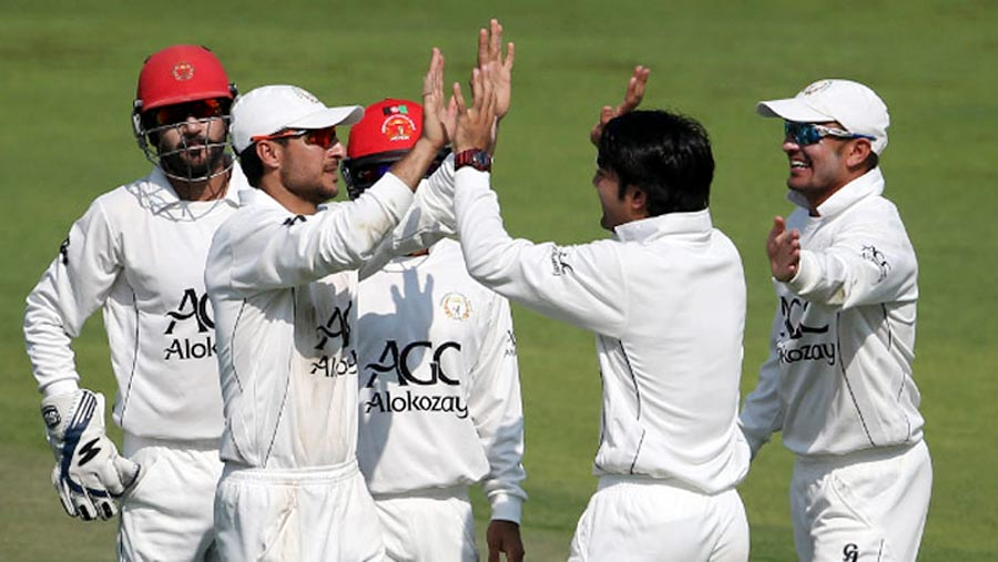 Afghanistan face India in debut Test