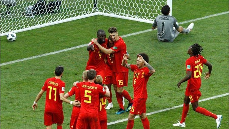 Belgium get comfortable victory over Panama