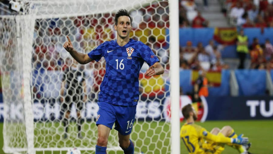 Croatia send striker Nikola Kalinic home