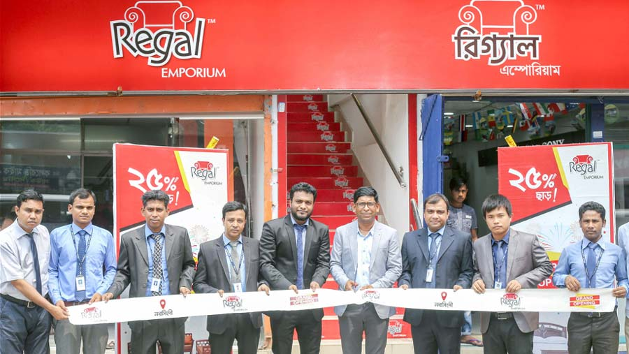 Regal Emporium opens outlet in Narsingdi and Habiganj