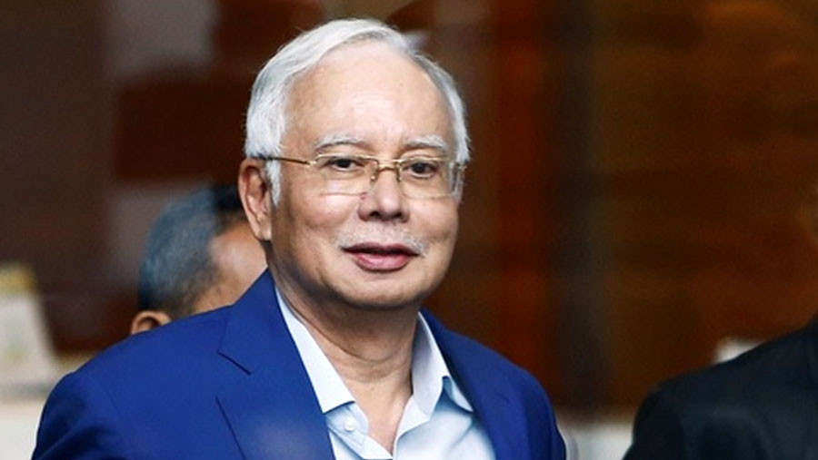 Malaysia ex-PM charged with corruption