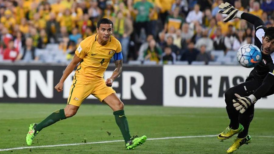 Tim Cahill retires from international football