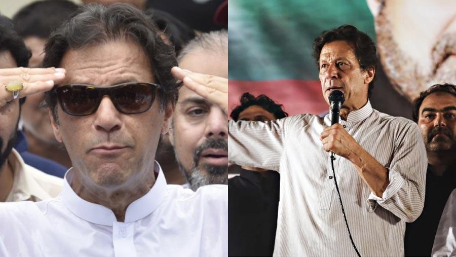 Imran Khan leads Pakistan elections
