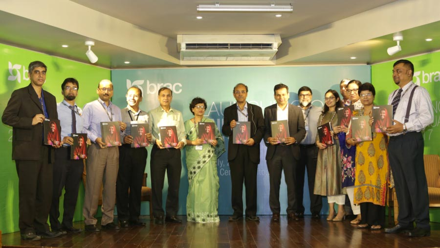 BRAC's Annual Report 2017 launched