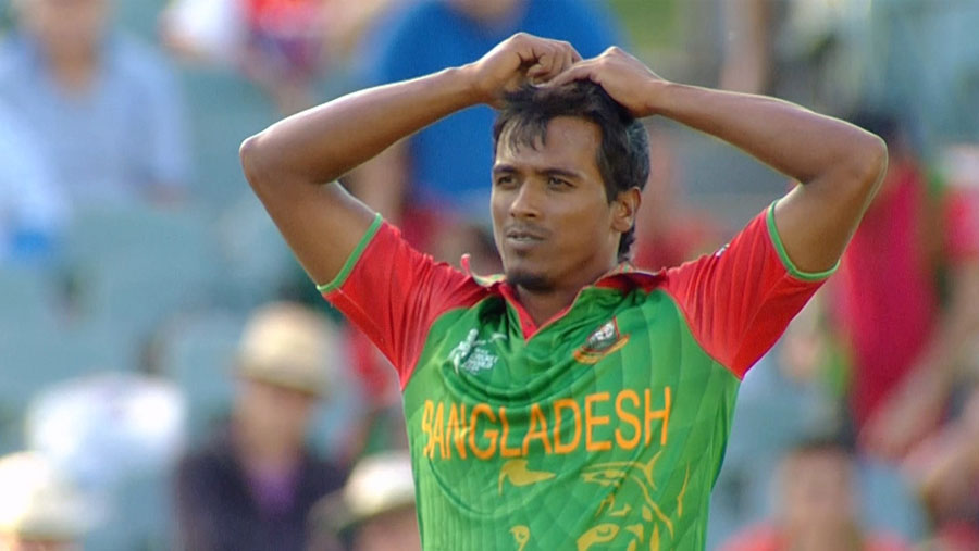 Rubel sanctioned for using foul language!