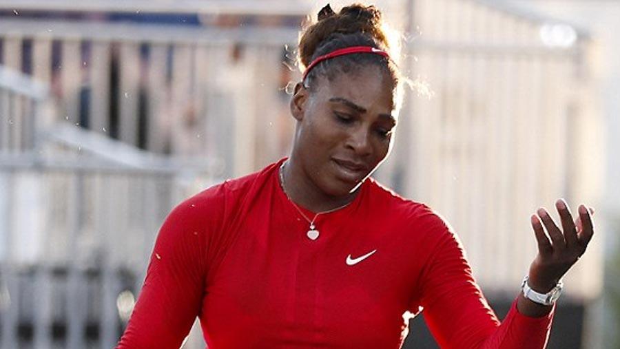 Serena suffers worst defeat of her career