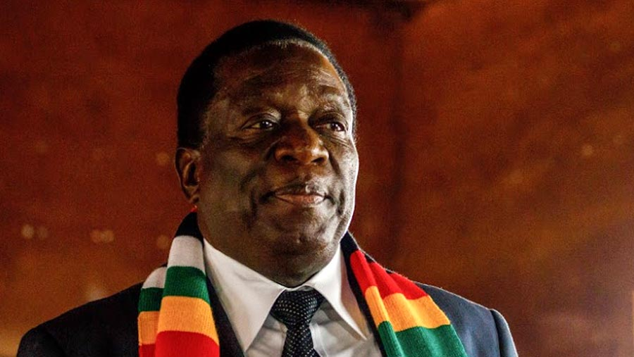 Incumbent Mnangagwa wins Zimbabwe election