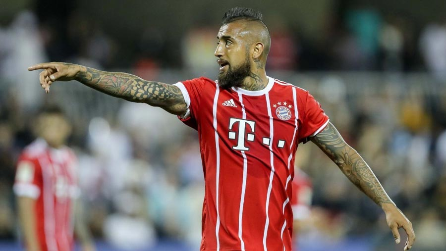 Barca agree to sign Bayern Munich's Vidal