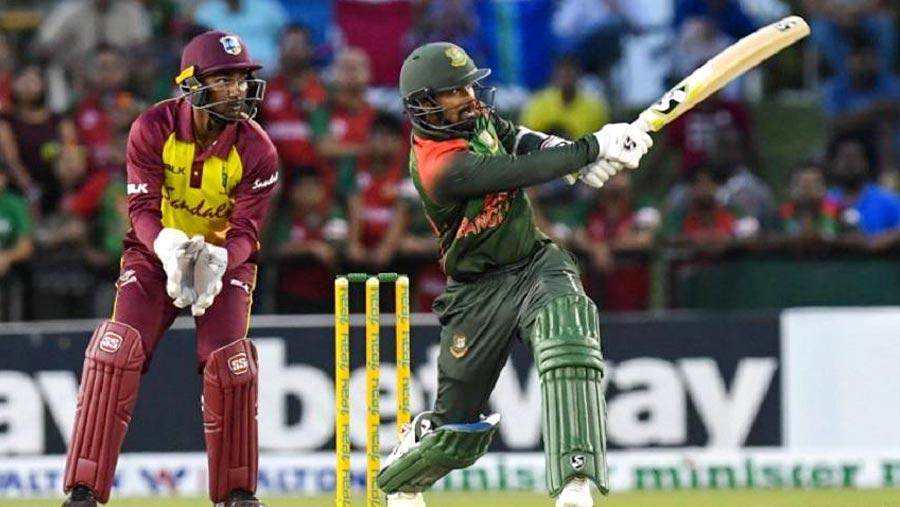 Bangladesh clinch T20I series
