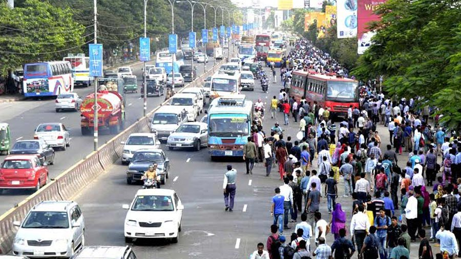 Bus services resume