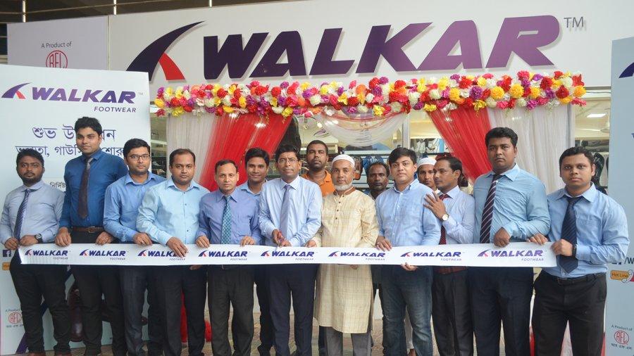 'Walkar'footwear opensthree new outlets