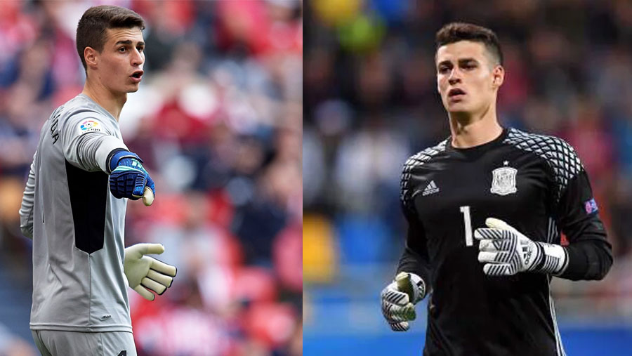 Chelsea sign Kepa in world record deal