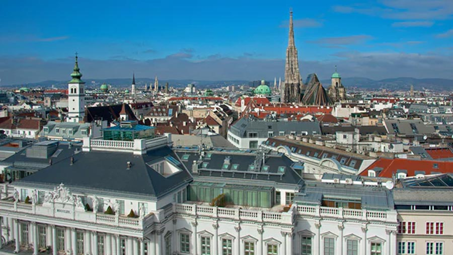 Vienna named world's most liveable city