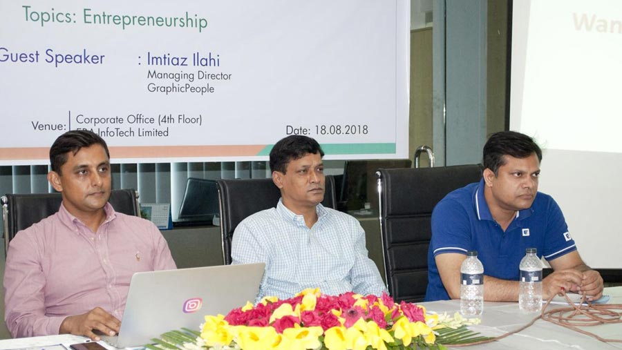 'ERA-Tech Talk' open discussion meeting held