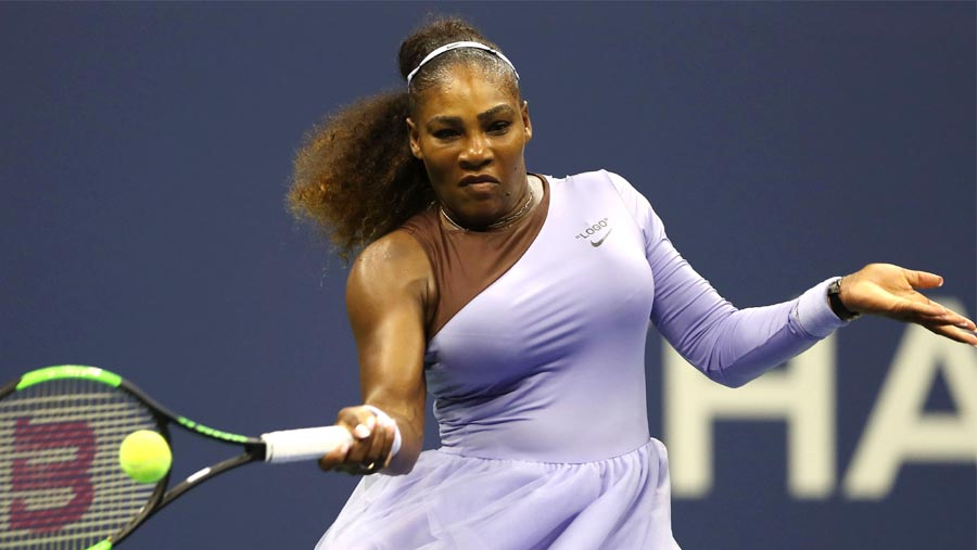Serena storms into 9th US Open final