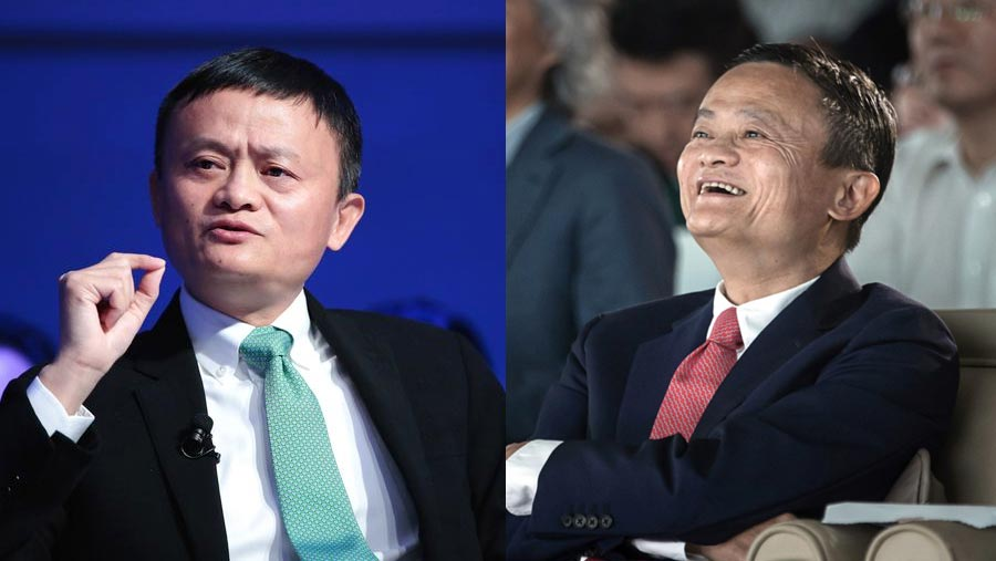 Alibaba's Jack Ma 'to step down'