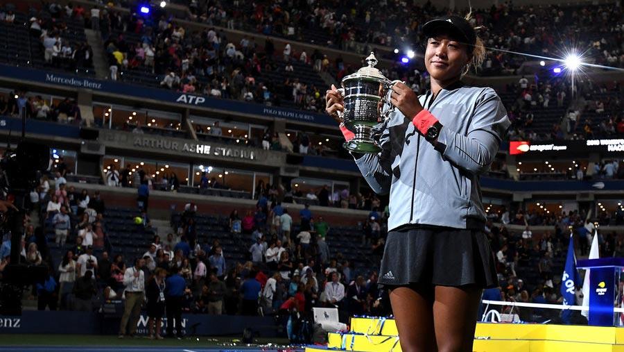 Naomi Osaka wins maiden US Open title