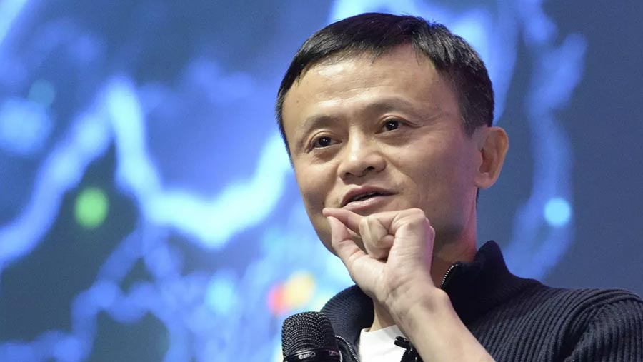 Jack Ma to step down as Chairman next September