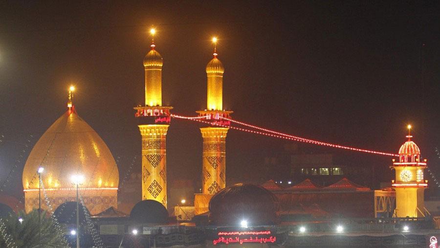 Holy Ashura on Sep 21