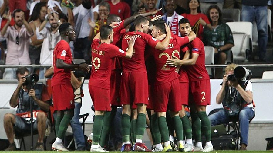 Portugal beat Italy without Ronaldo