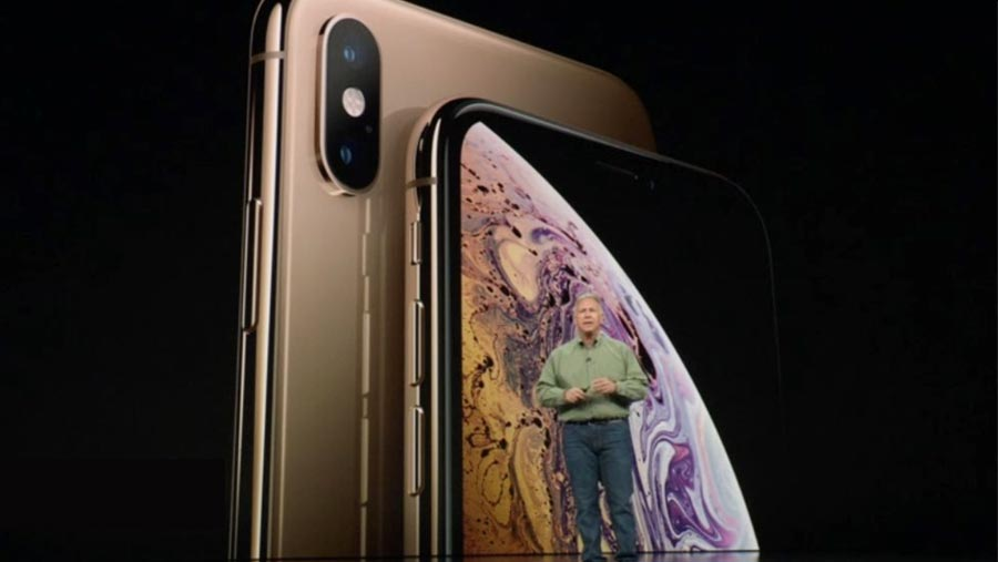 Apple reveals three new iPhone Xs, latest Apple Watch