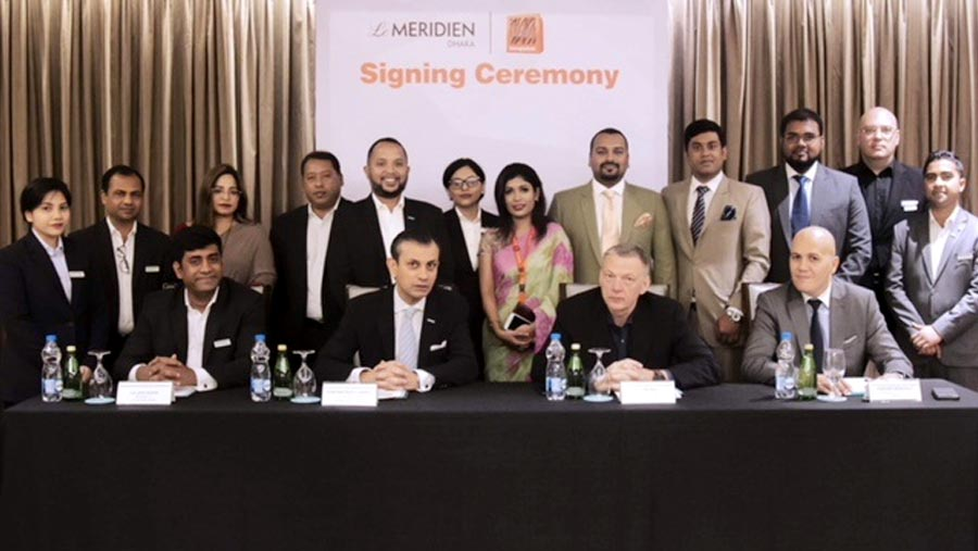 Banglalink signs MoU with Le Meridien Dhaka