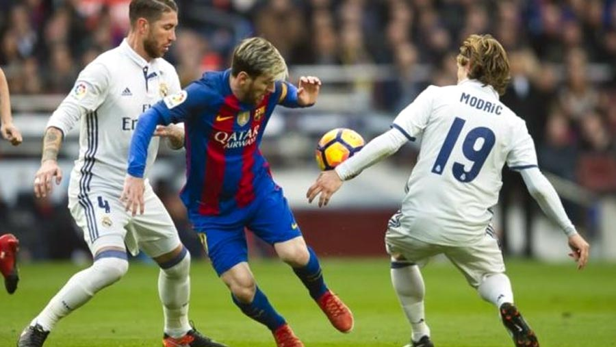 Date and time set for October El Clasico