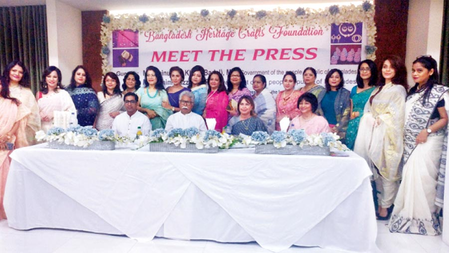 Bangladesh Heritage Craft Exhibition Oct 5, 6