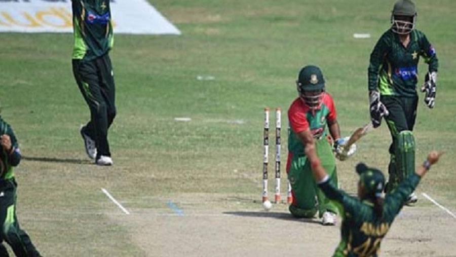 Tigresses lose second T20I against Pakistan