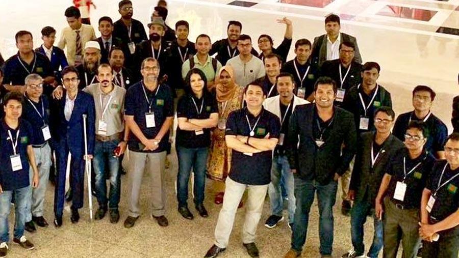 Bangladesh in APICTA Awards 2018