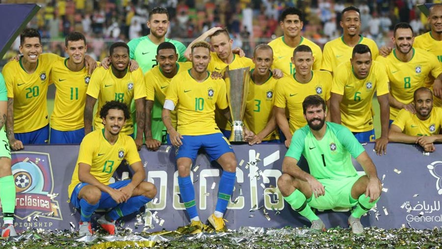 Brazil edge past Argentina with injury-time winner
