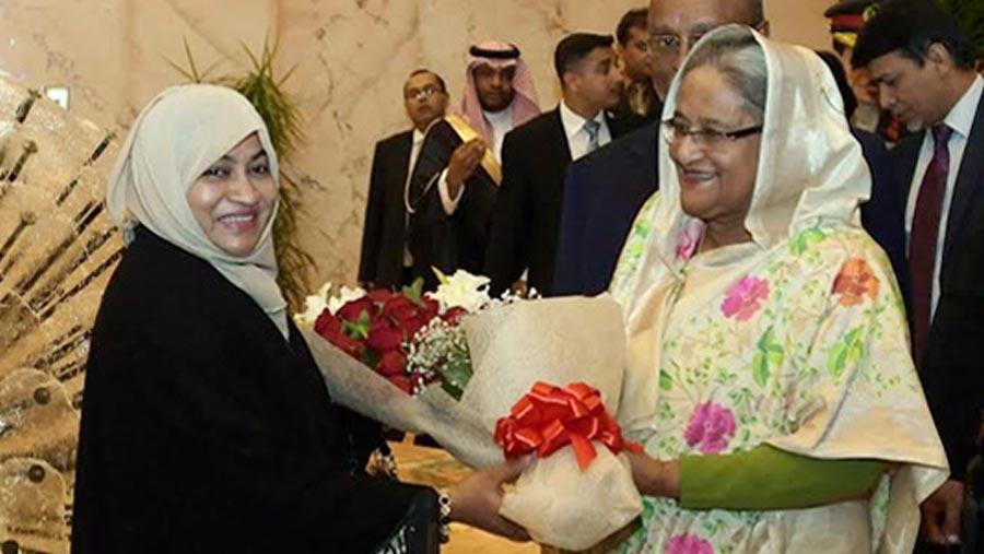 PM arrives in Riyadh