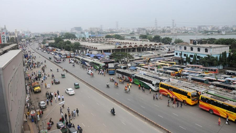 Transport strike enters second day, people continue to suffer