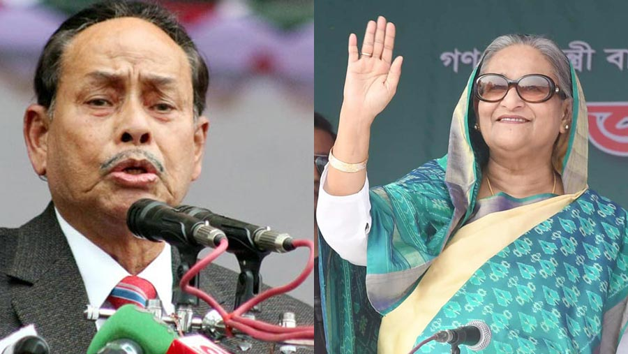 PM to sit with Ershad on Nov 5