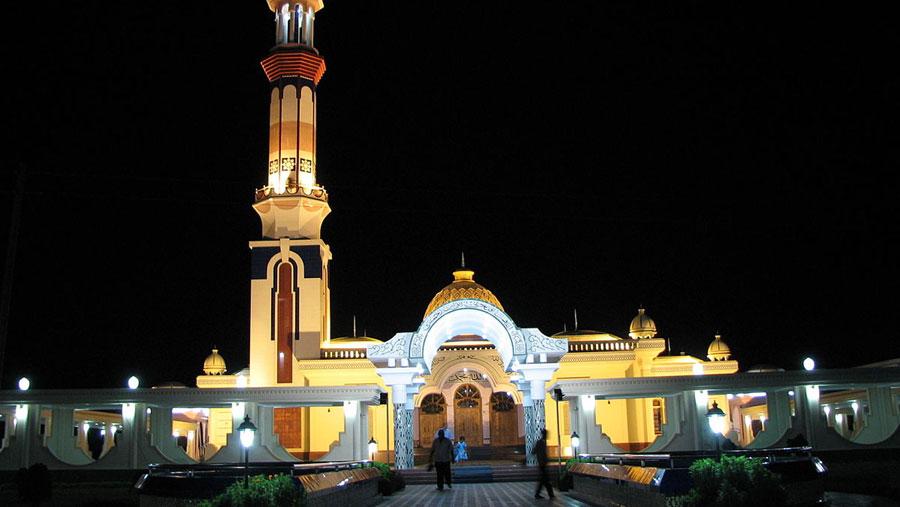 Holy Eid-e-Miladunnabi on Nov 21