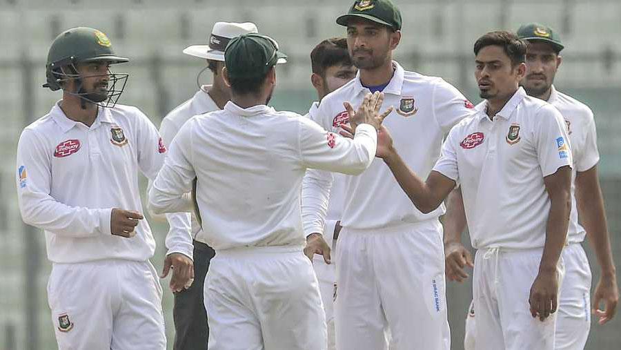 Dhaka Test: Tigers rout Zimbabwe by 218 runs