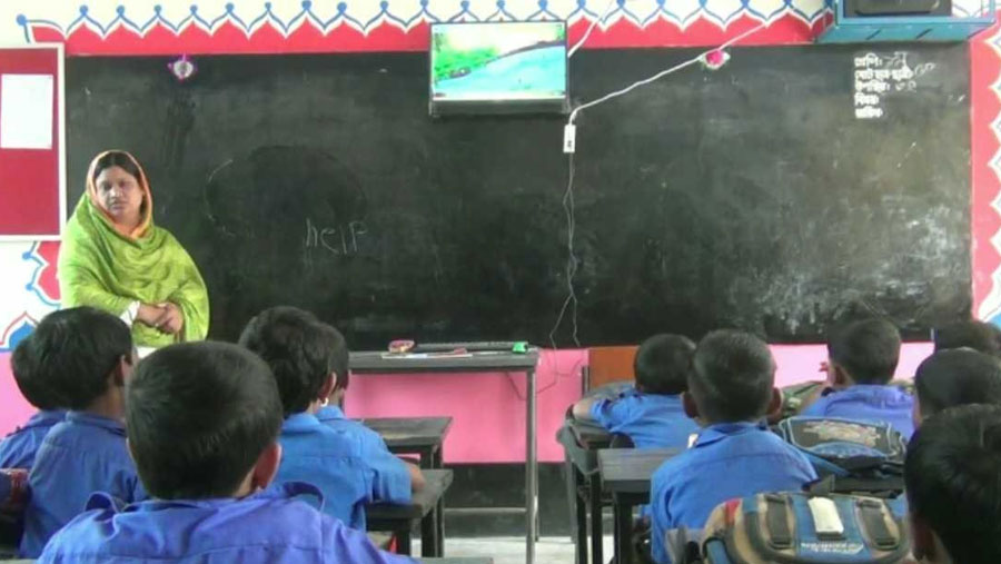 Country's first 'smart school' starts in Chuadanga