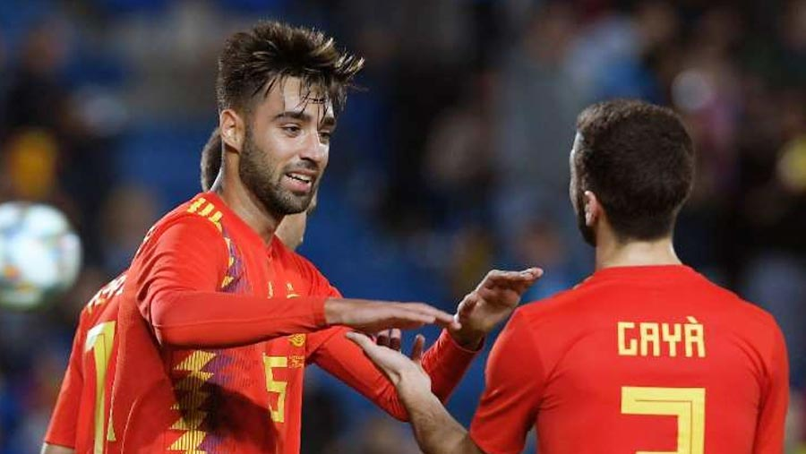 Spain beat Bosnia-Herzegovina in friendly