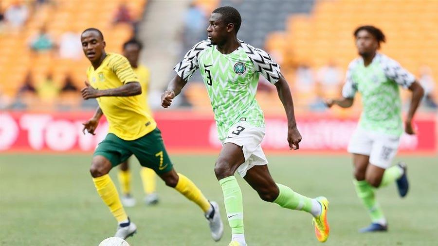 Nigeria seal Nations Cup berth