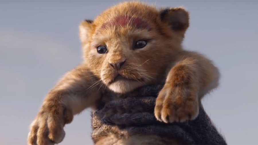 'The Lion King' trailer sets Disney record