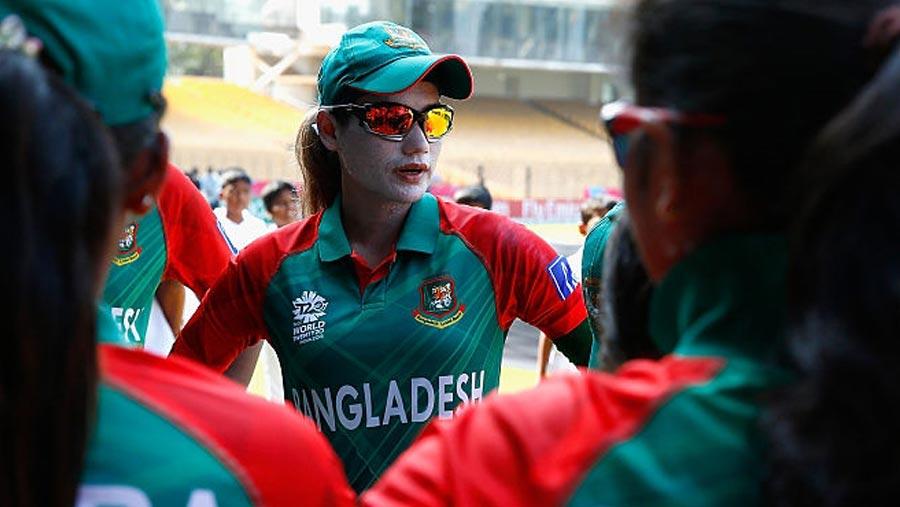 Jahanara in ICC World T20 team